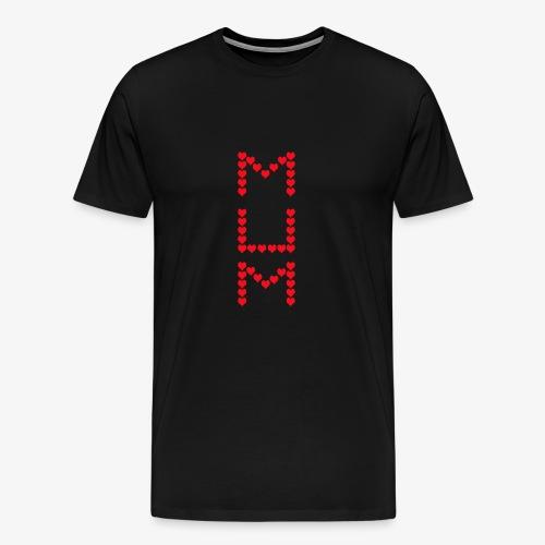 MUM - Männer Premium T-Shirt