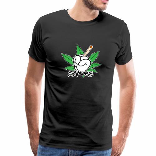Smoke Weed - Männer Premium T-Shirt