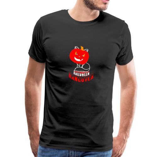 Halloween Hangover rot - Männer Premium T-Shirt