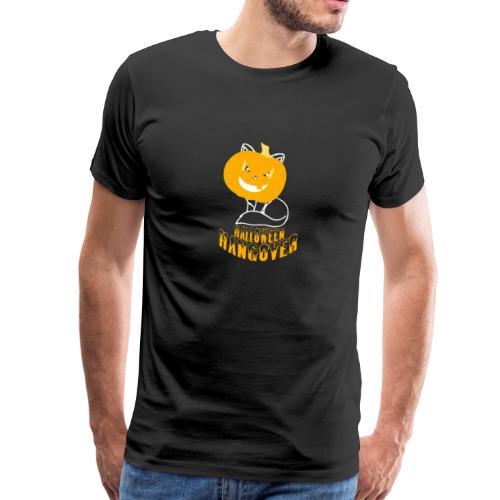 Halloween Hangover - Männer Premium T-Shirt