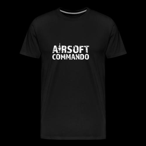 Airsoft Commando - Männer Premium T-Shirt
