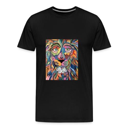 Leon - Maglietta Premium da uomo