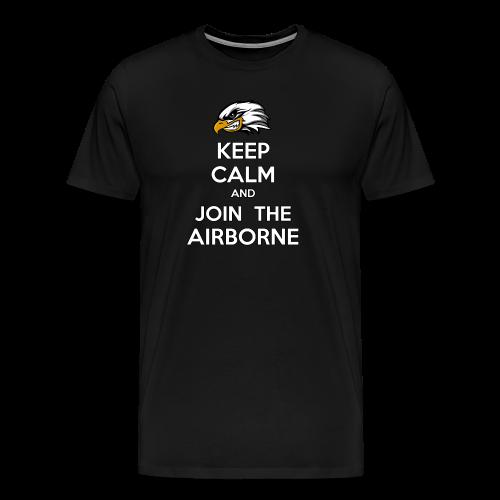 keep calm !!! - Männer Premium T-Shirt