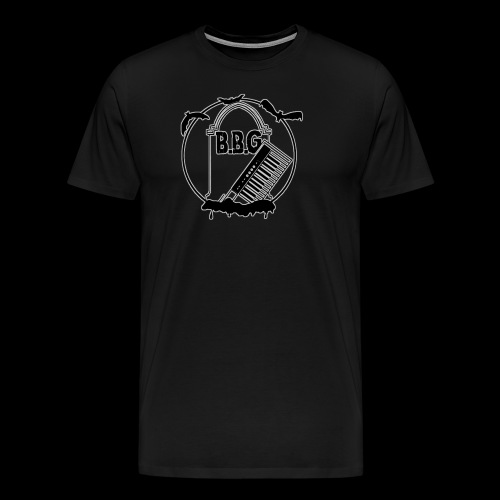 Ben Bloodygrave Logo - Männer Premium T-Shirt