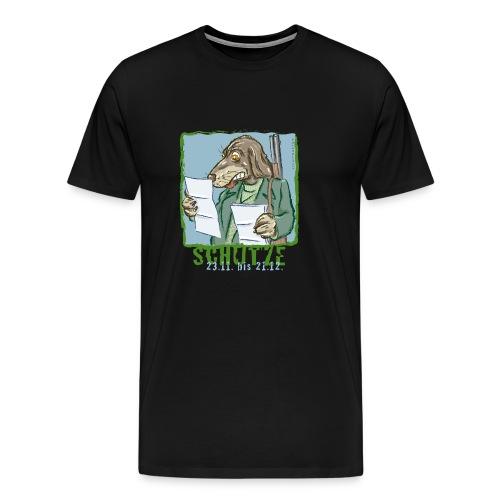 Sternzeichen - Schütze - Männer Premium T-Shirt