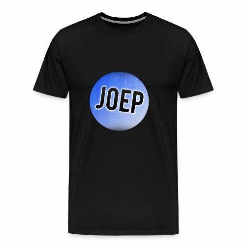 Mannen T-Shirt met logo - Mannen Premium T-shirt