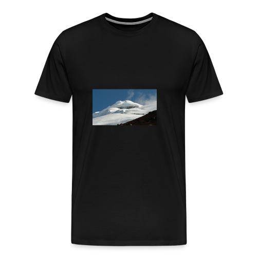 camiseta con estampe - Camiseta premium hombre