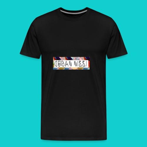 Cuban Nikki Logo - Men's Premium T-Shirt