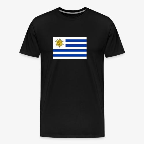 Uruguay - Männer Premium T-Shirt