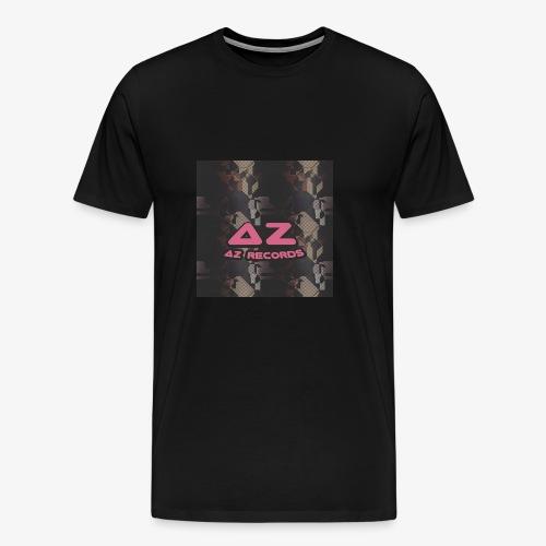 AZ - Männer Premium T-Shirt