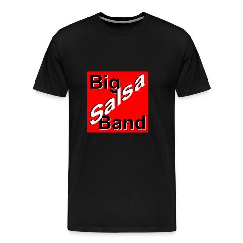 bsblogo groot - Mannen Premium T-shirt