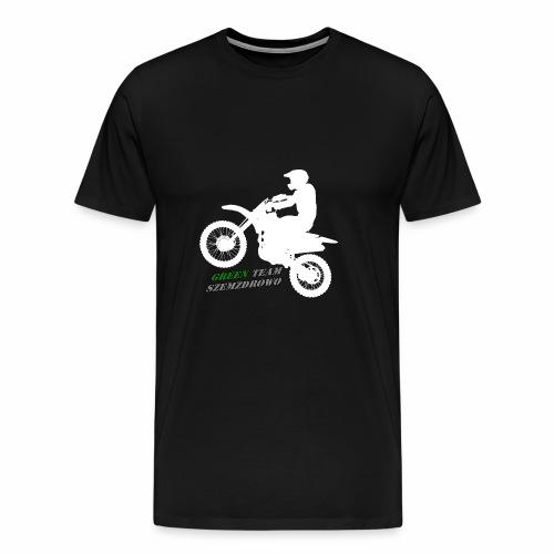 Green Team Szemzdrowo Zapraszam do kupna - Koszulka męska Premium