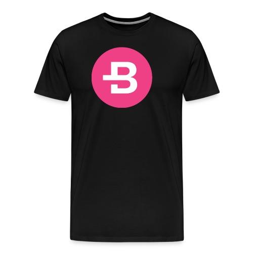 Bytecoin - Männer Premium T-Shirt