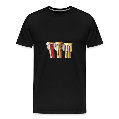 Art lines - Männer Premium T-Shirt