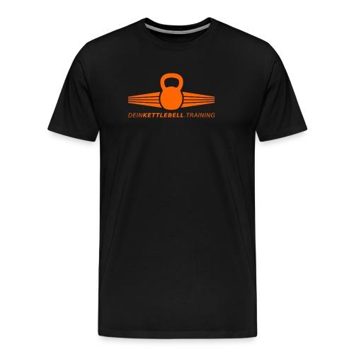 Spreadshirt Logo und Schrift - Männer Premium T-Shirt