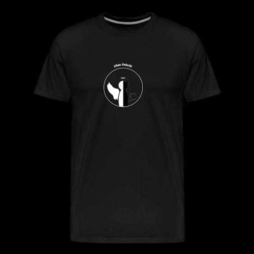 olanenkeli - Miesten premium t-paita