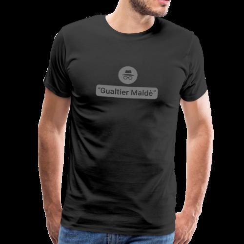 Rigoletto: Duca - Incognito (riempimento) - Maglietta Premium da uomo