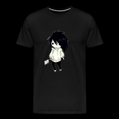 blxckyyy - Männer Premium T-Shirt