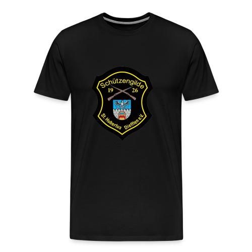 Schützengilde Diefflen - Männer Premium T-Shirt