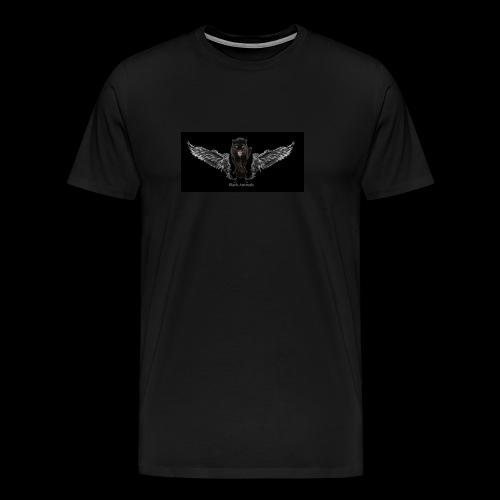 panthère ange - T-shirt Premium Homme