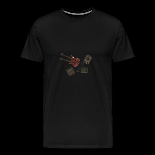Music - Men's Premium T-Shirt