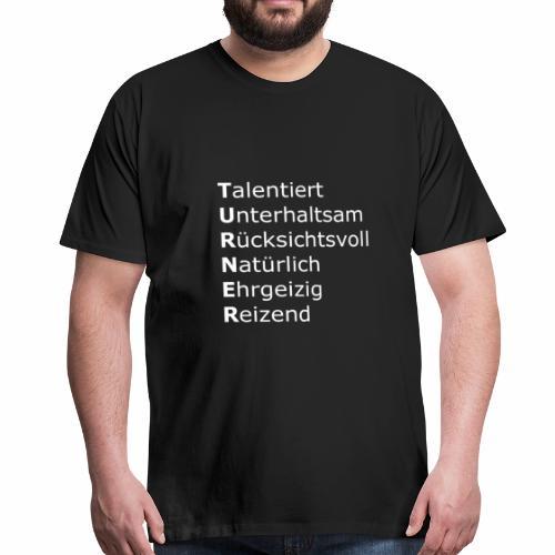 Turner - Männer Premium T-Shirt