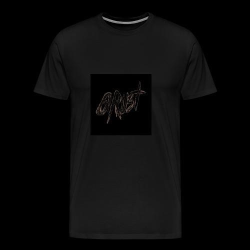 -Logo Qrust- - T-shirt Premium Homme