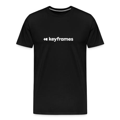 Keyframes - Mannen Premium T-shirt