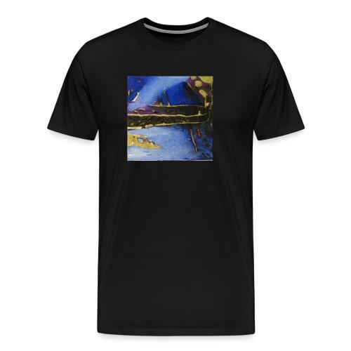 Sogno blu notte - Maglietta Premium da uomo
