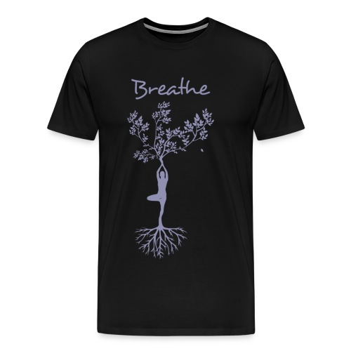 Breathe - Männer Premium T-Shirt