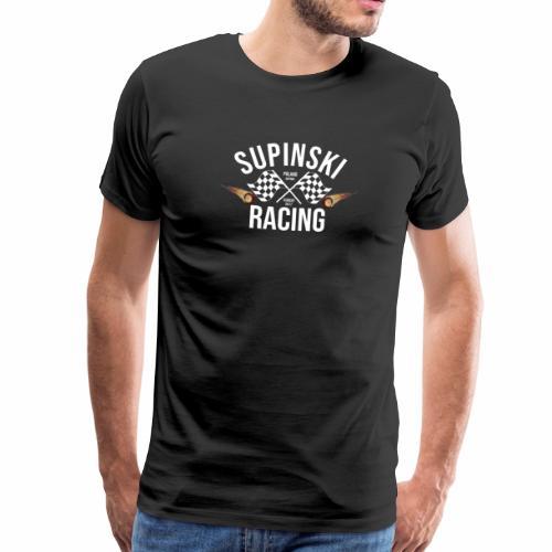 Supinski Racing #1 - Männer Premium T-Shirt