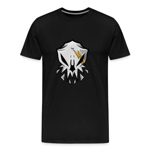 Alien Skull - Camiseta premium hombre