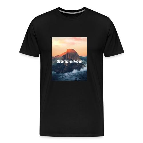 Gebenhofen Robert - Männer Premium T-Shirt