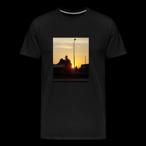 Laterne - Männer Premium T-Shirt