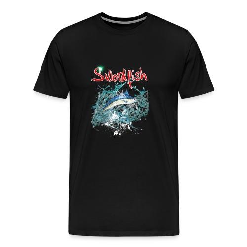 PEZ ESPADA - Camiseta premium hombre