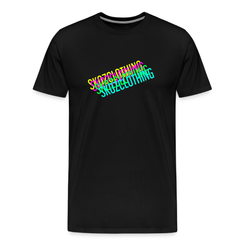Skozclothing // Trippy - Männer Premium T-Shirt