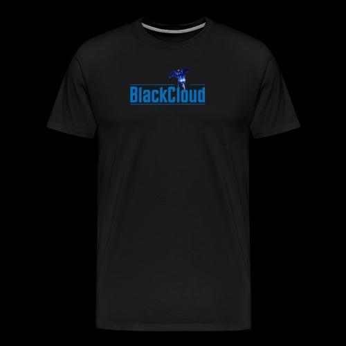 BlackCloud - Männer Premium T-Shirt