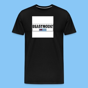 BEAST MODE ON T SHIRT - Men's Premium T-Shirt