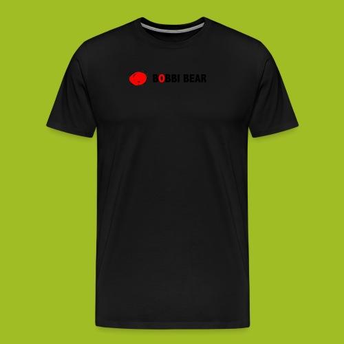 Bobbi Bear - Mannen Premium T-shirt