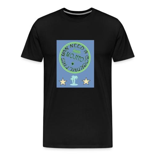Summer t-shirt - Men's Premium T-Shirt