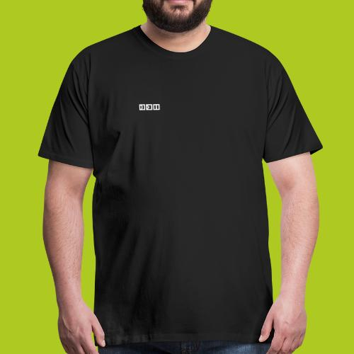 squary - T-shirt Premium Homme