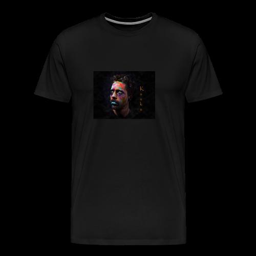 Kuuku - Miesten premium t-paita