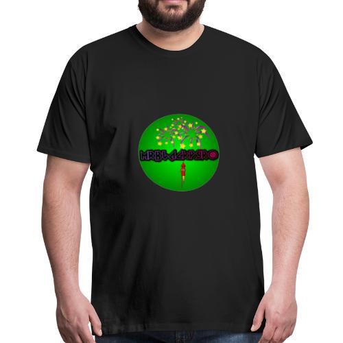 MrBlackPyro - Männer Premium T-Shirt