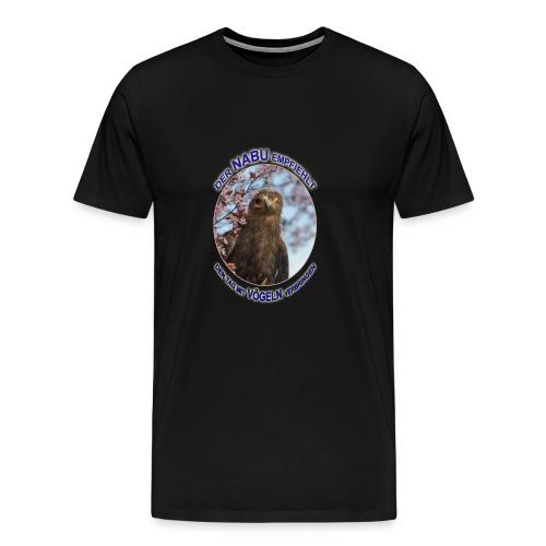 Nabu Adler Vögeln - Männer Premium T-Shirt