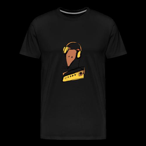 musik_maus - Männer Premium T-Shirt