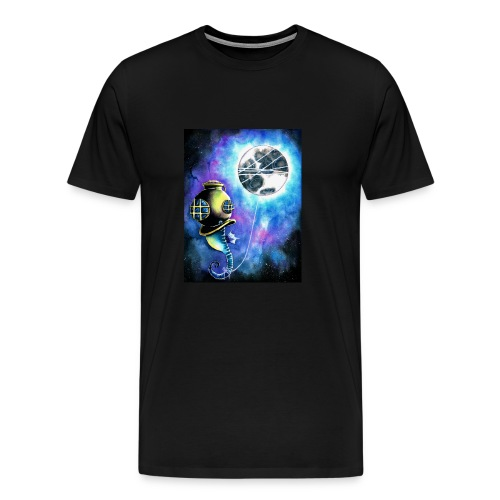 under the sea - Men's Premium T-Shirt