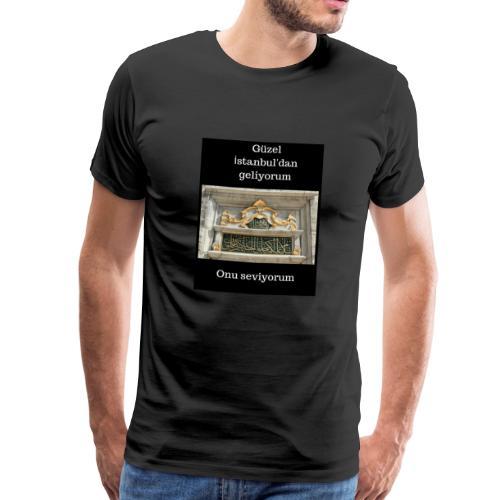 hediye fikirleri, hediyeler, tişörtler, - Männer Premium T-Shirt