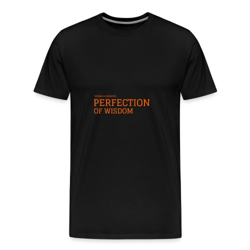 Wisdom - T-shirt Premium Homme