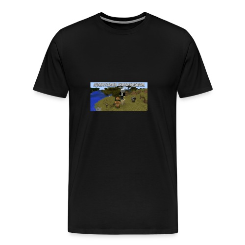 minecraft - Men's Premium T-Shirt