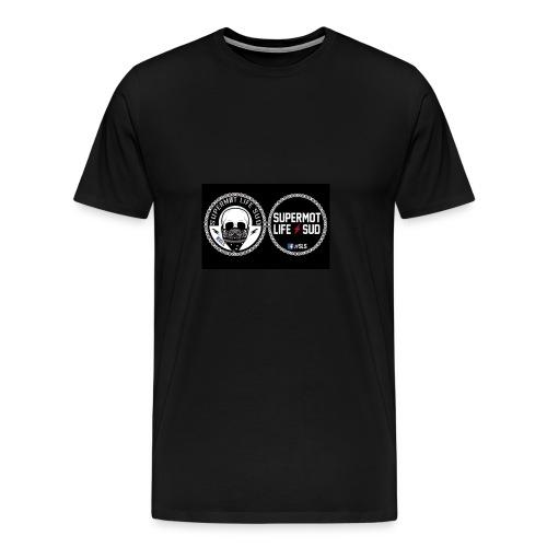 logo sls - T-shirt Premium Homme